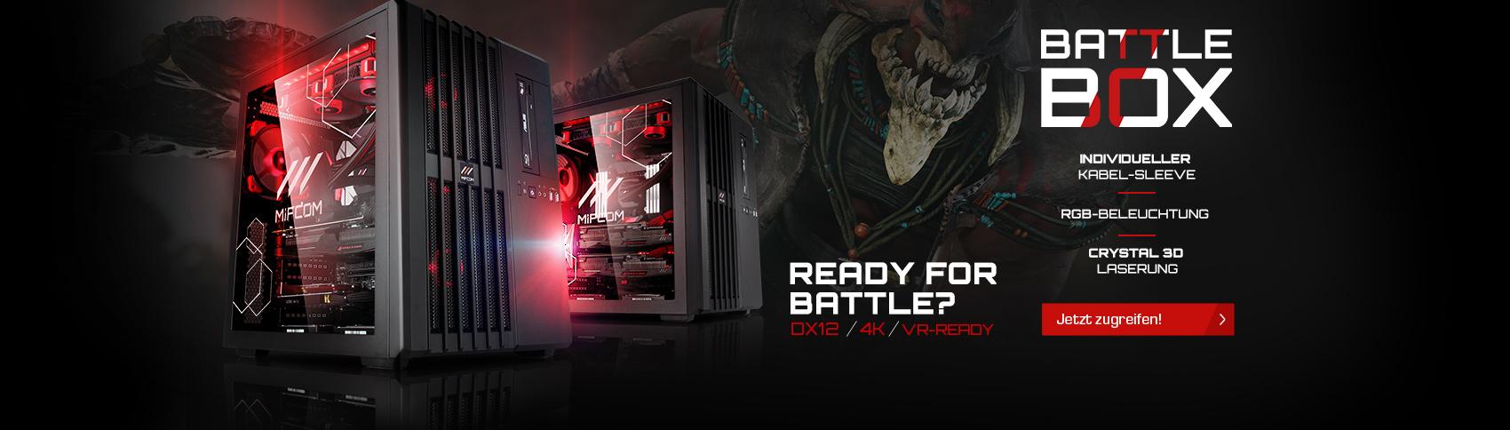 MIFCOM Battlebox