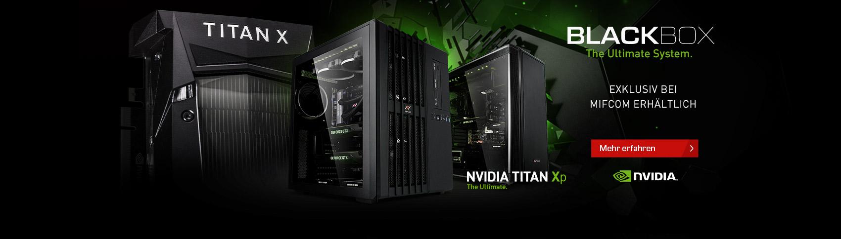 BLACKBOX Titan Xp