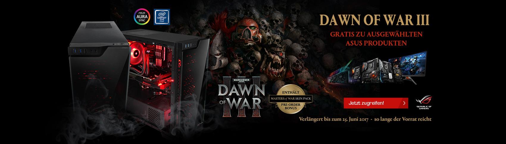 ASUS Game Bundle Dawn of War 3