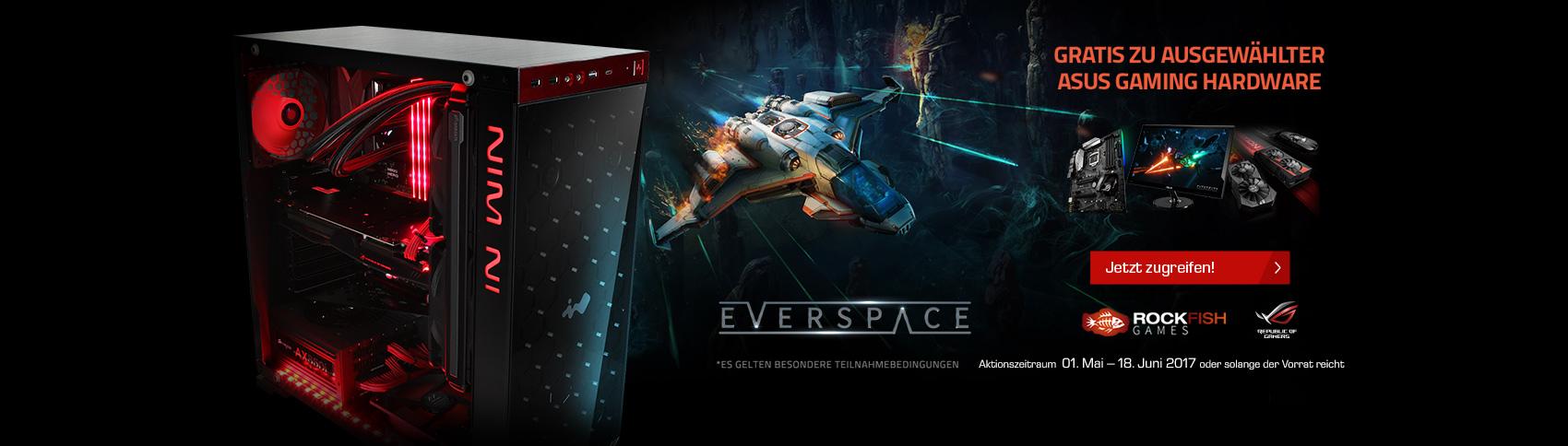 ASUS Game Bundle Everspace