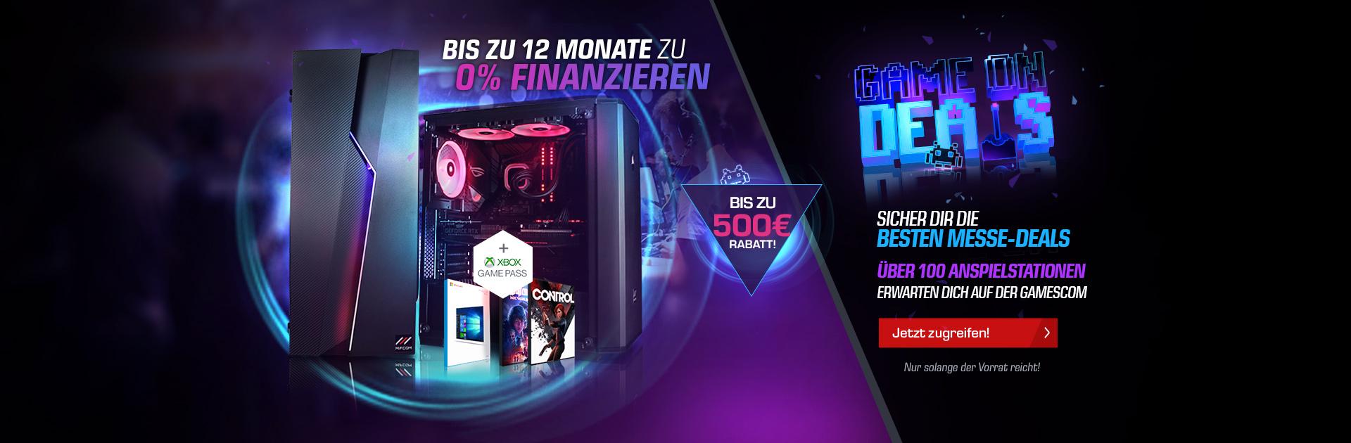 GameOn Deals