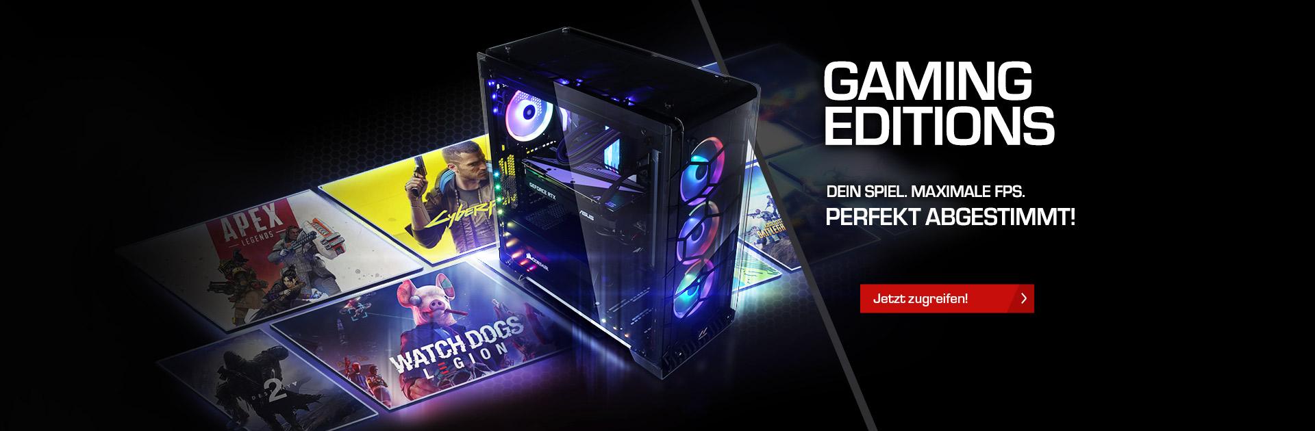 Gaming Editions