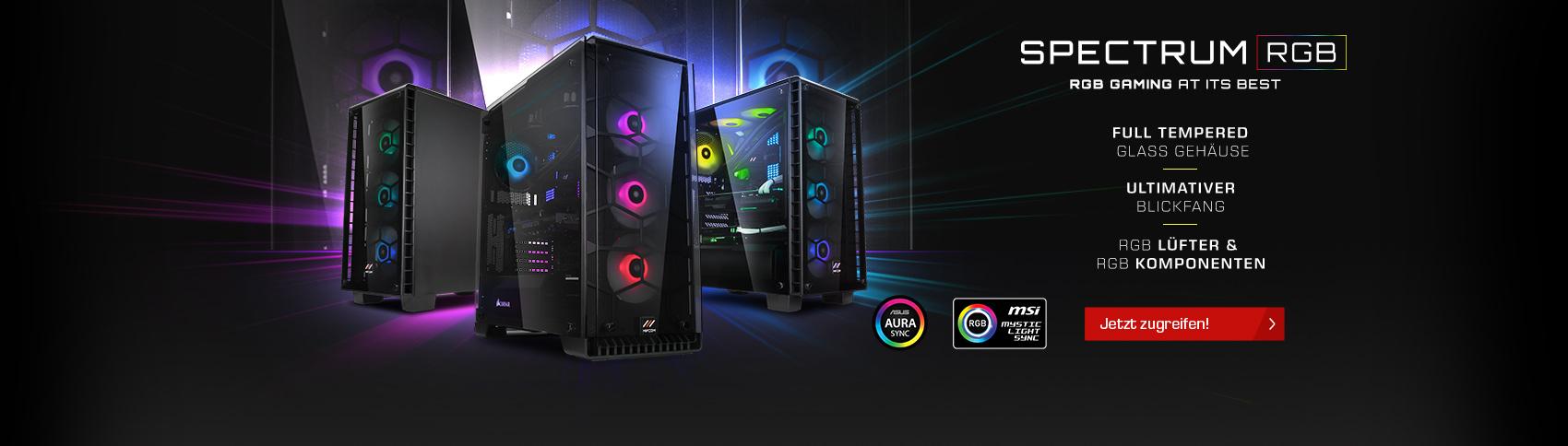 Spectrum RGB Series