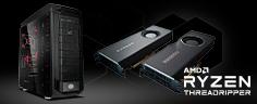 Workstations AMD Threadripper