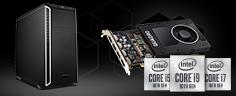 Workstations Intel Core (10. Gen)