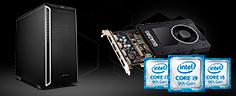 Workstations Intel Core (9. Gen)