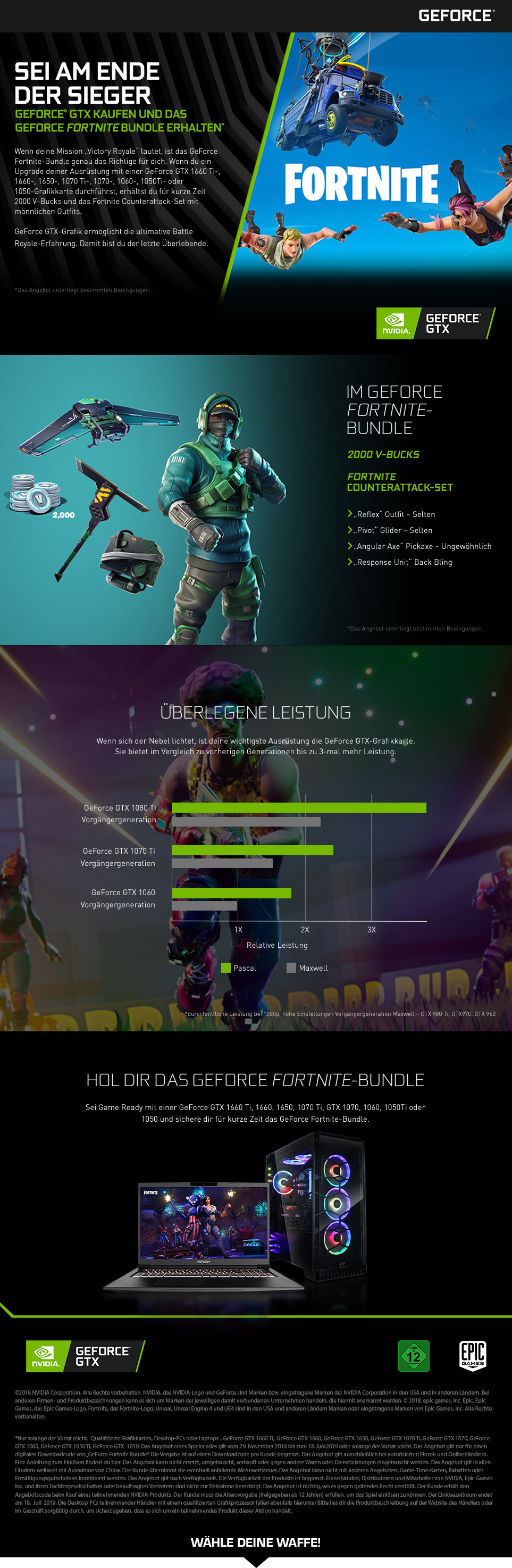 "NVIDIA ""Fortnite"" Bundle"