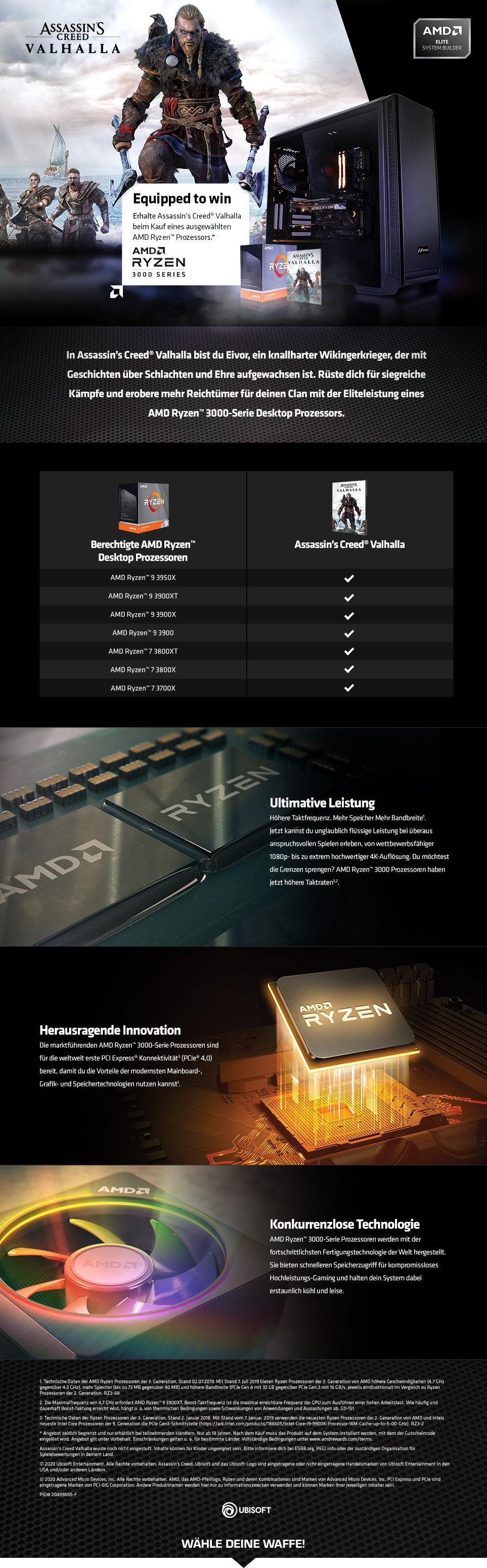 "AMD ""Assassin's Creed"" Bundle"