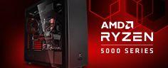 Gaming PCs AMD Ryzen 5000