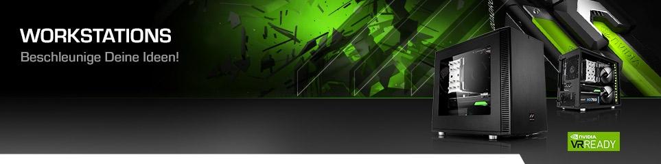 Workstations X3 | Xeon E3 / i5 / i7
