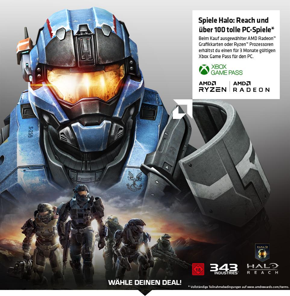 "AMD ""Xbox Game Pass"" Bundle"