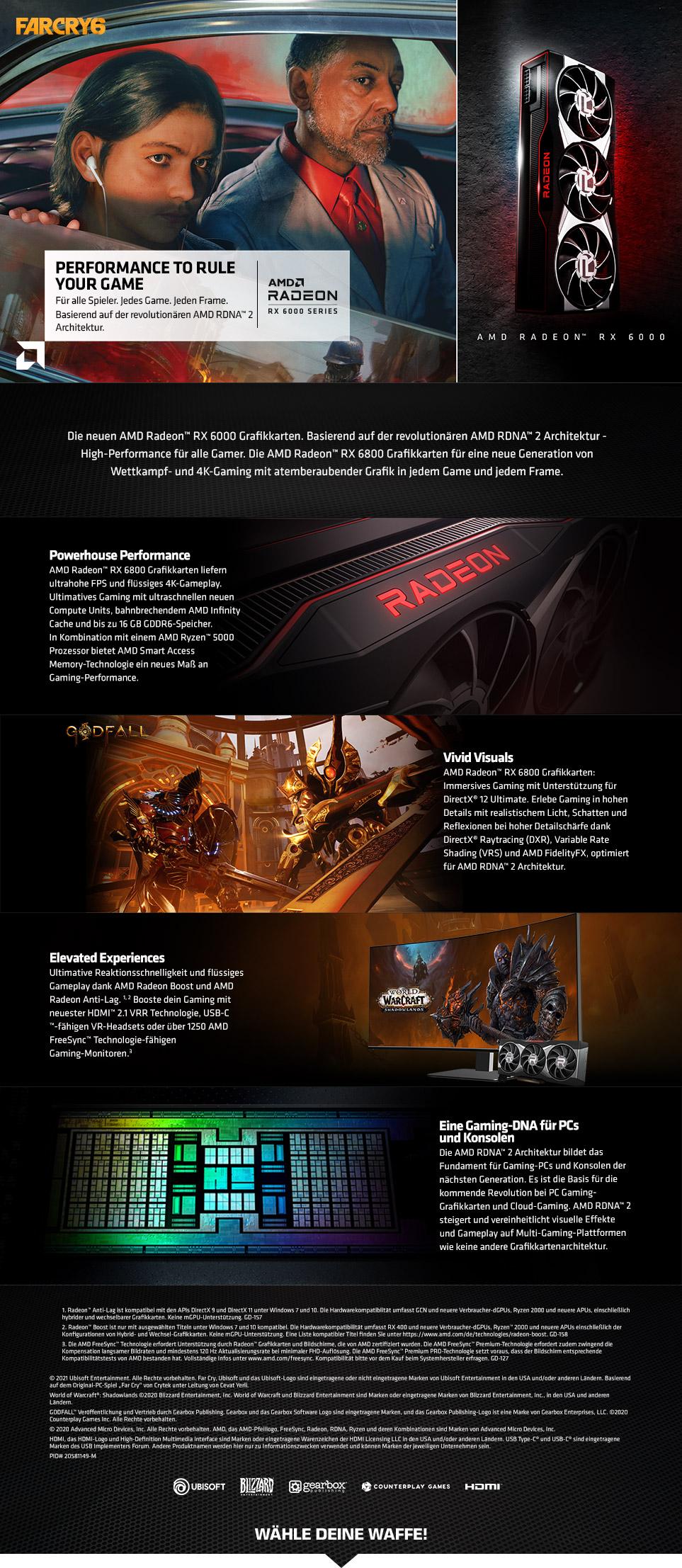 AMD Radeon RX 6800 (XT)