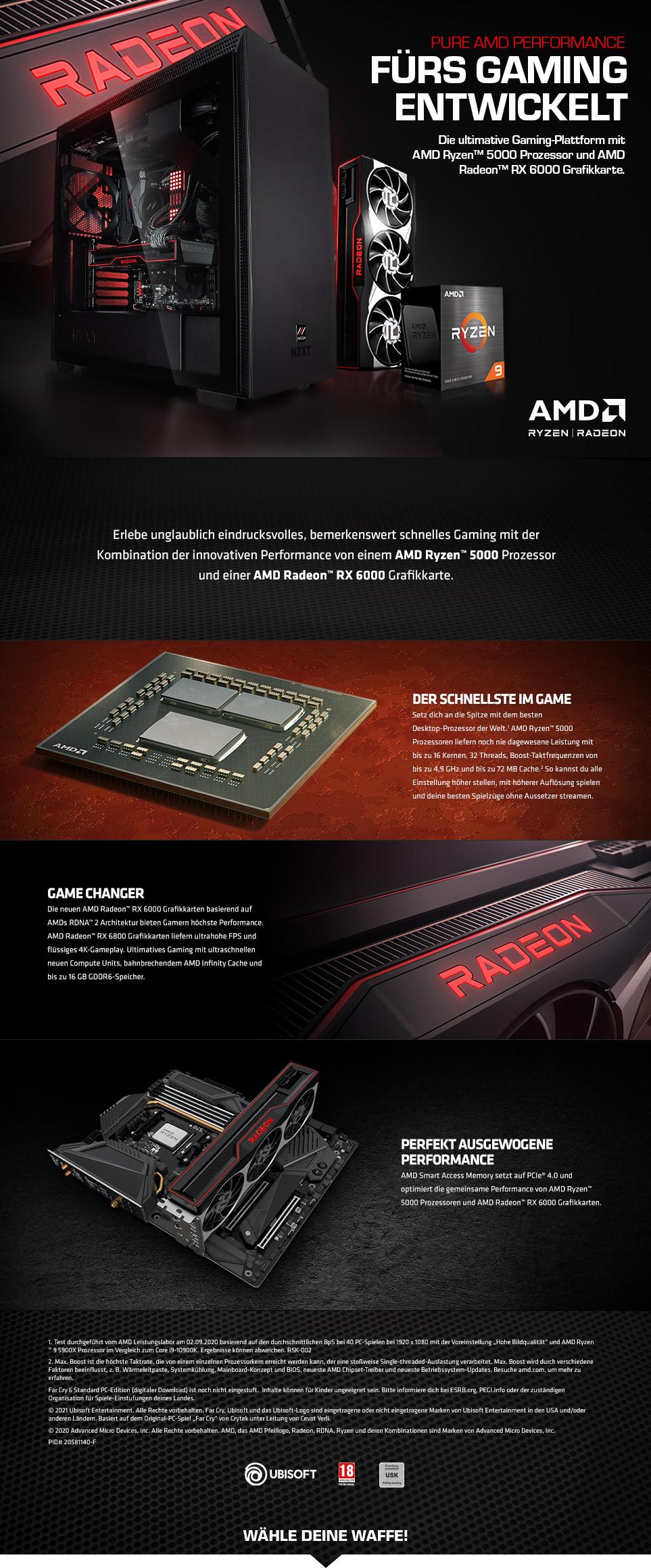 AMD Ultimate Gaming