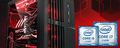 Gaming PC i5/i7 Skylake
