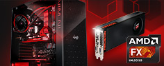 High-End PC AMD Ryzen / TR