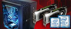 High-End PC NVIDIA SLI