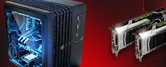High-End PCs NVIDIA SLI