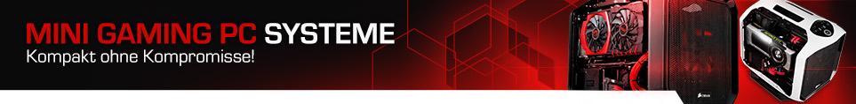 gaming cube pc kaufen volle leistung auf kleinstem raum mifcom. Black Bedroom Furniture Sets. Home Design Ideas