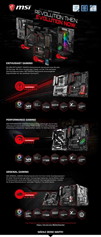 MSI 300-Series Gaming