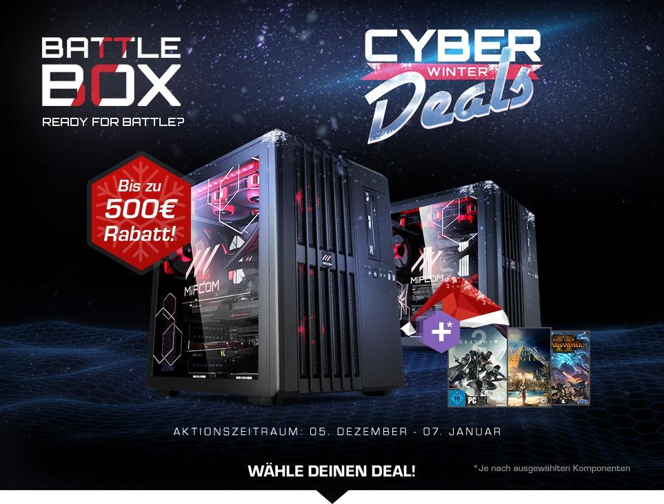 Battlebox Deals