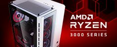 Gaming PCs AMD Ryzen 3000