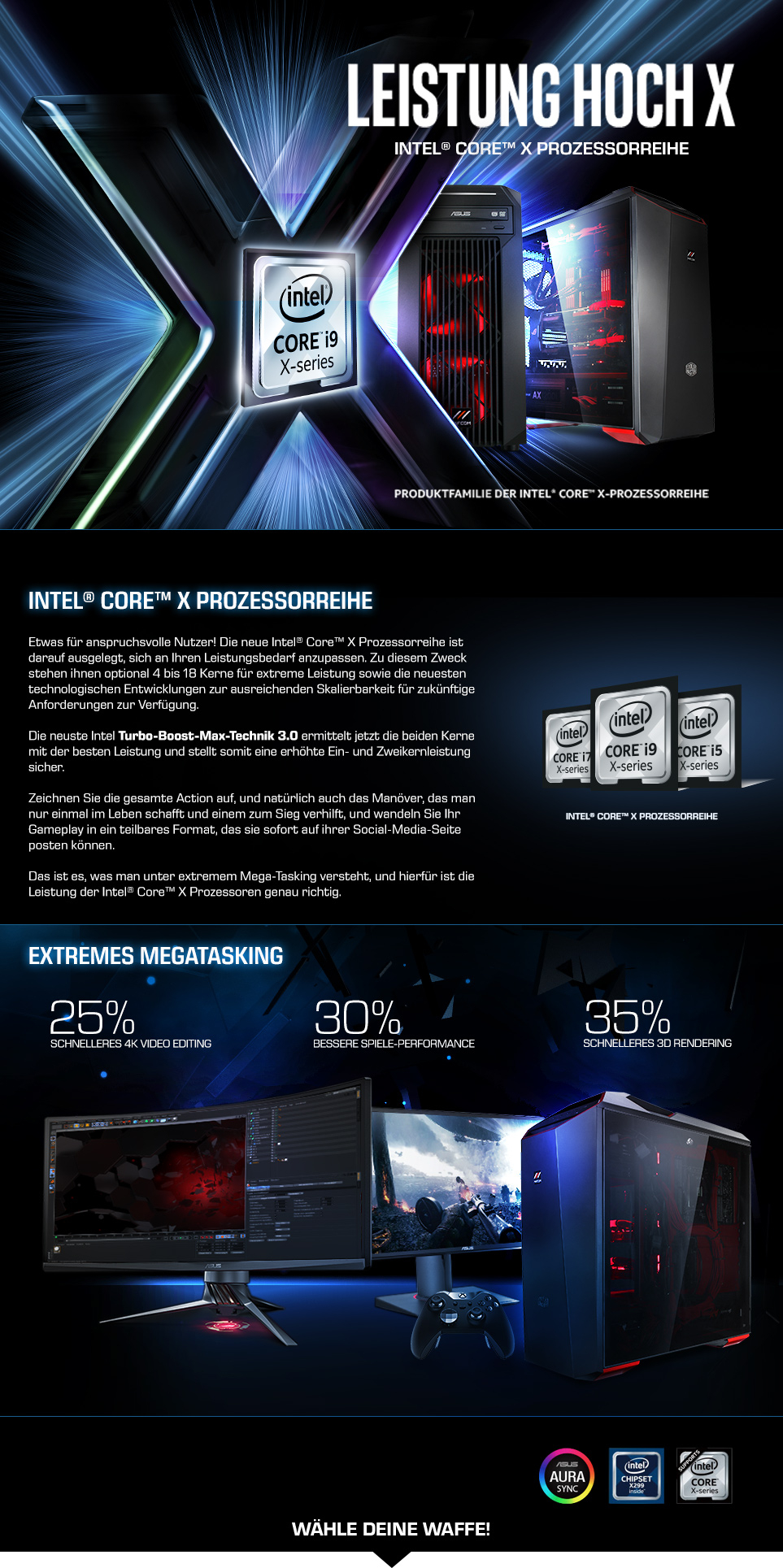 Intel Core X-Series Refresh