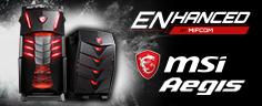 MSI Aegis | Enhanced
