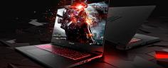 Premium Slim Gaming Laptops