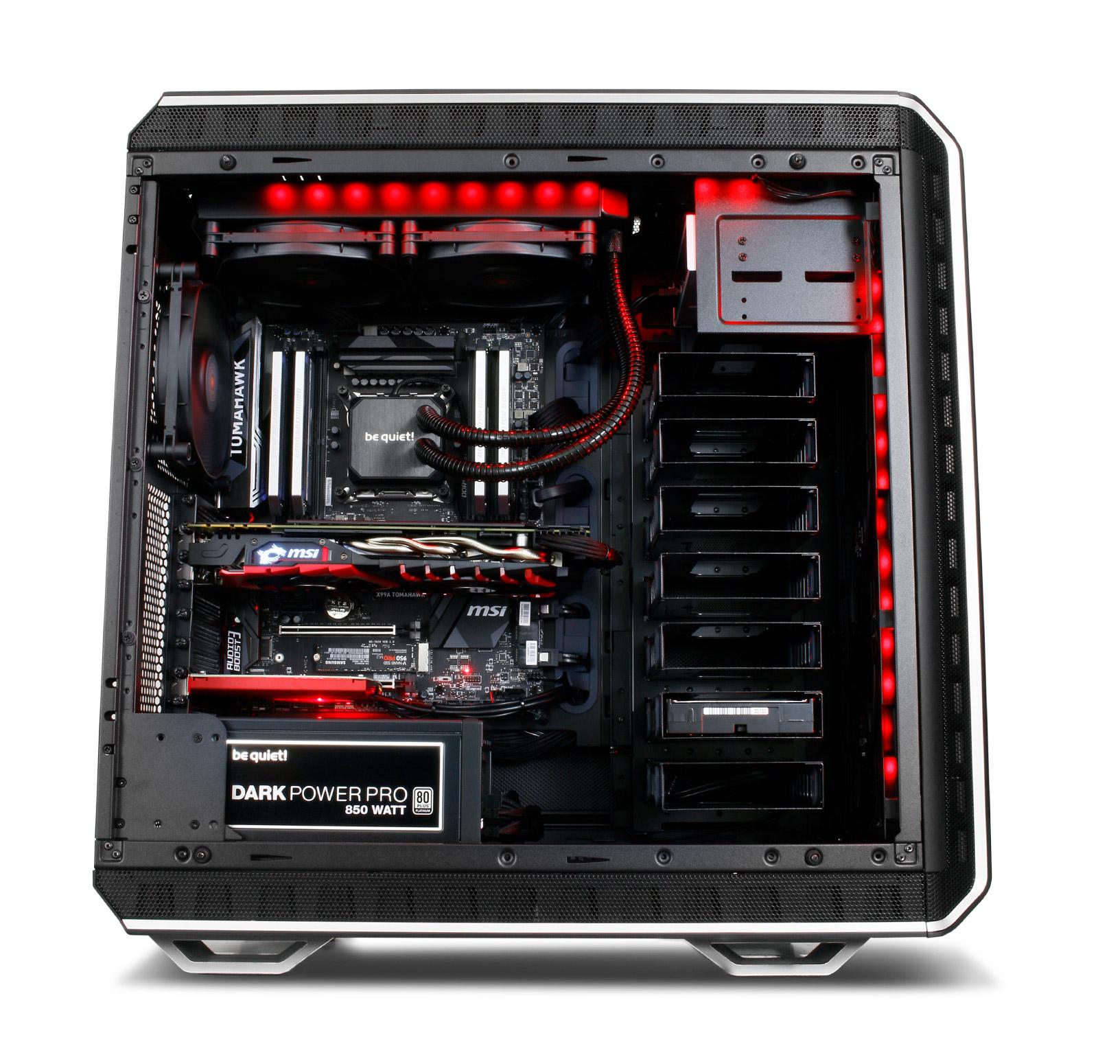 Silent-PC Core i7-7700K - GTX 1080 Ti SSD be quiet ...