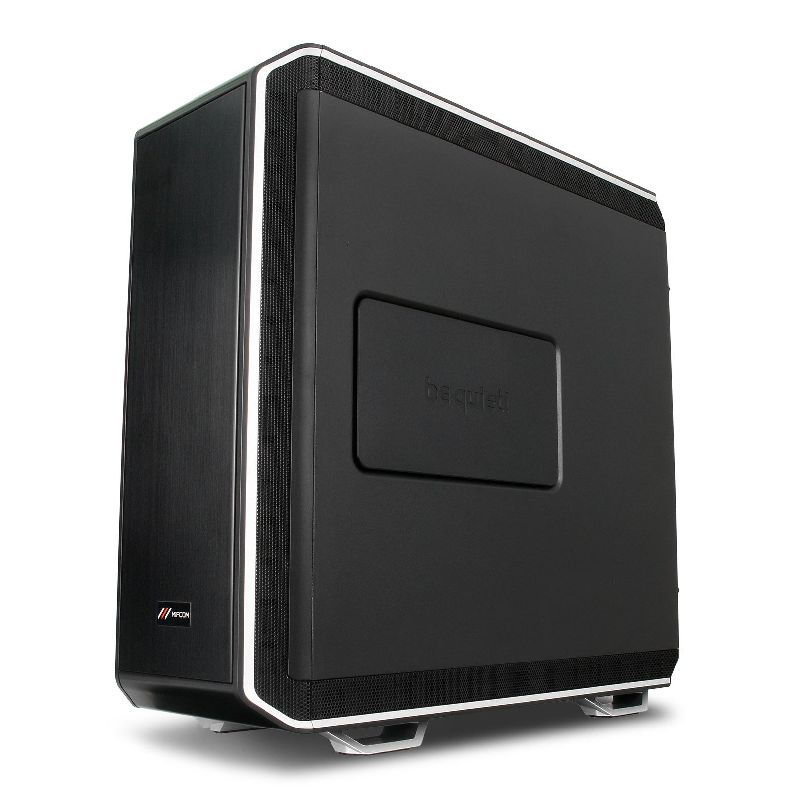 silent pc core i7 7700k gtx 1080 ti ssd be quiet silent pc be quiet edition. Black Bedroom Furniture Sets. Home Design Ideas