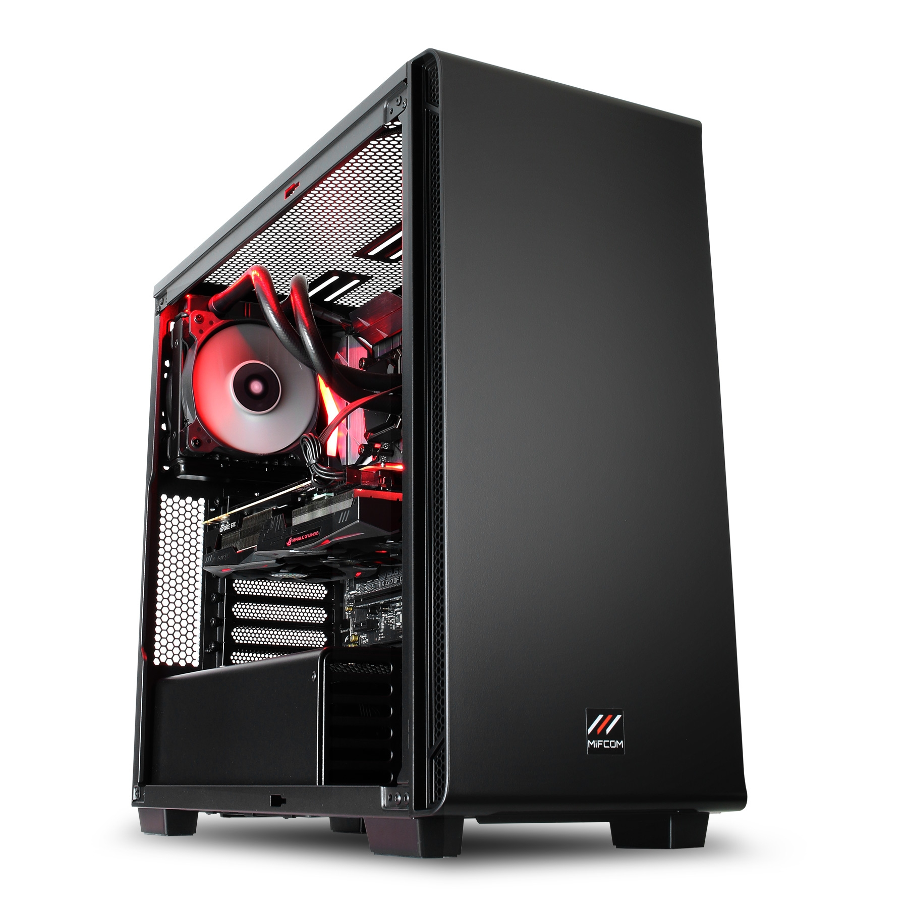 Gaming PC Ryzen 7 2700X RTX 2070 SSD