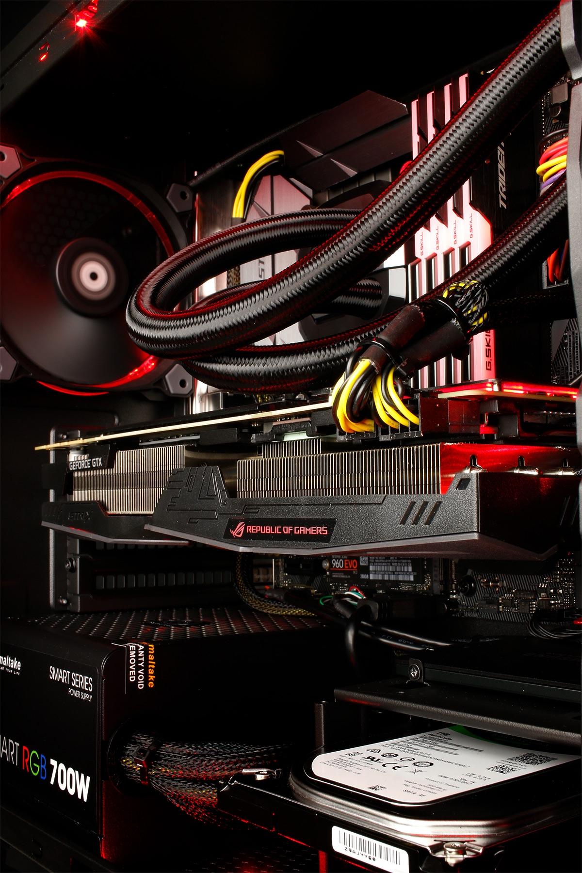 Gaming Mini Pc Core I5 8400 Gtx 1050 Ti Ssd Tower Pcs Psu Pure 400w Ready 6pin Vga