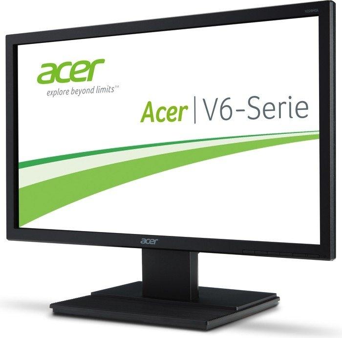 "21,5"" Acer V6 V226HQLBbd (TN   FHD   60Hz) - Monitore"