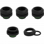 Corsair HydroX - Fitting-Set Schwarz