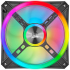 <b>9x</b> 120mm Corsair iCUE QL120 RGB