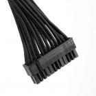 Kabel Sleeves Komplett-Set | Single-Grafikkarte | Schwarz