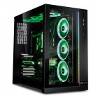 Lian Li - PC-O11 Dynamic Razer Edition | Glasfenster