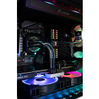 Corsair - Crystal 280X RGB schwarz | Glasfenster
