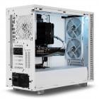 Fractal Design - Define 7 weiß   Glasfenster