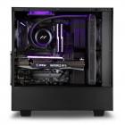 NZXT - H511 schwarz | Glasfenster