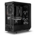 Fractal Design - Meshify 2 Compact schwarz