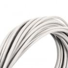 Kabel Sleeves Komplett-Set | Single-Grafikkarte | Weiß