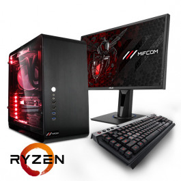 gaming mini pc konfigurator amd ryzen so am4 mifcom. Black Bedroom Furniture Sets. Home Design Ideas