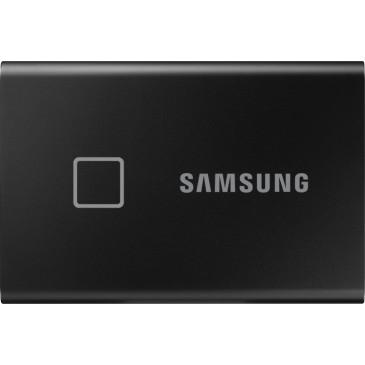 Samsung - Portable SSD T7 Touch 500GB   schwarz