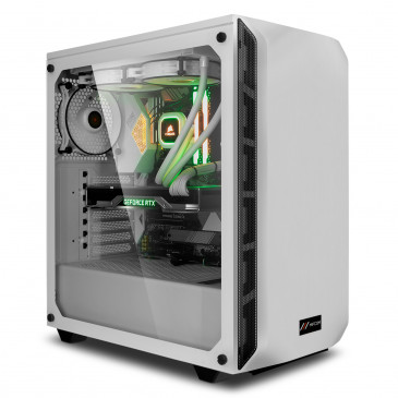be quiet! Silent PC Core i5-10600K - RTX 3060 Ti