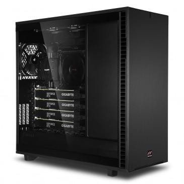 Workstation Xeon W-2245 - RTX 3080 Quad