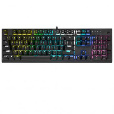 Corsair - K60 RGB | MX-Silver Low Profile