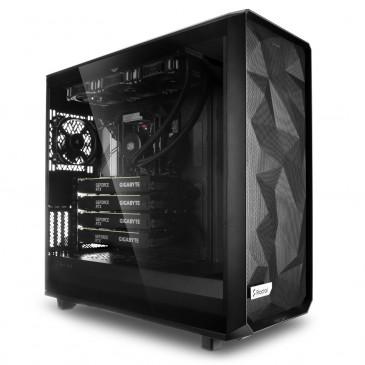 Workstation Ryzen TR PRO 3995WX - RTX 3080 Quad