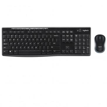 Logitech - Desktop MK270 | kabellos