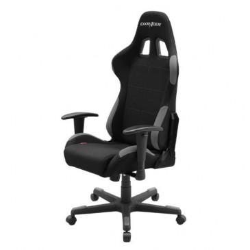 DXRacer - Formula F01 Gamingstuhl |  schwarz/grau